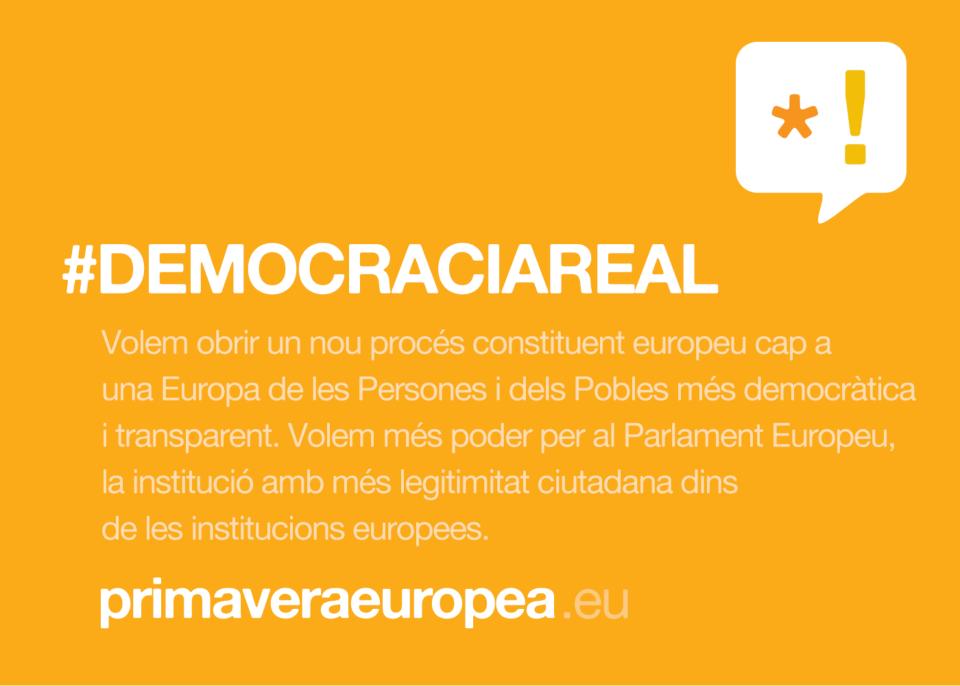 democràciareal